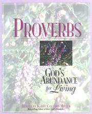 Cover of: Proverbs