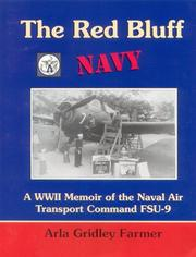 Cover of: The Red Bluff Navy