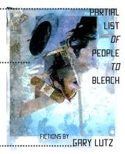 Cover of: Partial List of People to Bleach