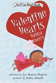 Cover of: Valentine hearts |