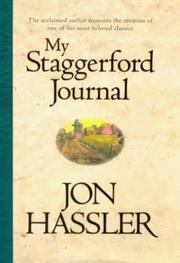 Cover of: My Staggerford journal