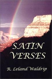 Cover of: Satin Verses