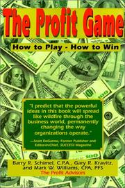 Cover of: The profit game