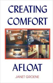 Cover of: Creating comfort afloat
