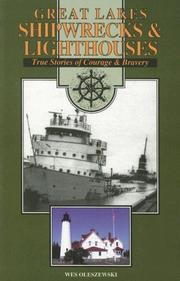 Cover of: Great Lakes Shipwrecks & Lighthouses