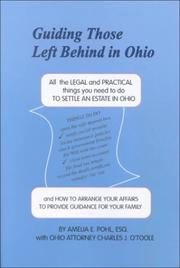 Cover of: Guiding those left behind in Ohio