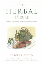 Cover of: The Herbal Epicure