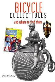 Cover of: Bicycle Collectibles | Dan Gindling