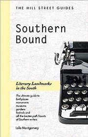 Cover of: Southern bound | Lola Montgomery