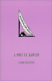 Cover of: A poet in waiting | Kaizer Ukinstoff