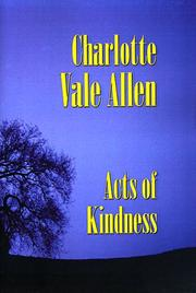Cover of: Acts of kindness