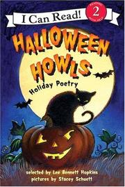 Cover of: Halloween Howls: Holiday Poetry (I Can Read Book 2)