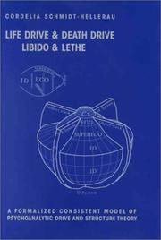 Cover of: Life drive & death drive, libido & lethe