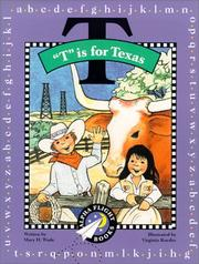Cover of: T is for Texas