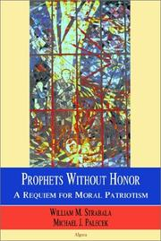 Cover of: Prophets without honor | William Strabala
