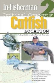 Cover of: Critical Concepts: Catfish Location