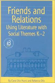 Cover of: Friends and relations