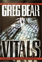 Cover of: Vitals