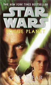 Cover of: Rogue Planet (Star Wars)