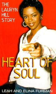 Cover of: Heart of soul: the Lauryn Hill story