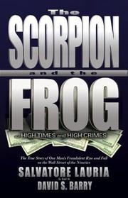 Cover of: The Scorpion and the Frog | Salvatore Lauria