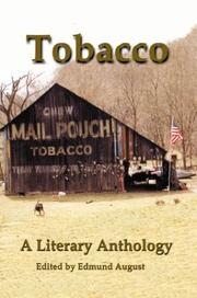 Cover of: Tobacco |