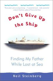 Cover of: Don't give up the ship