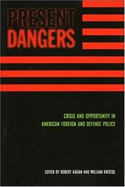 Cover of: Present dangers
