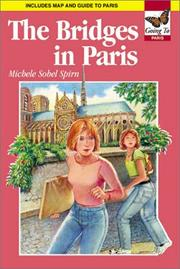 Cover of: The Bridges in Paris
