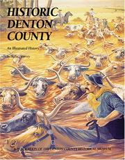 Cover of: Historic Denton County by Hollace Hervey