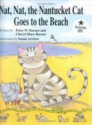 Cover of: Nat, Nat, the Nantucket cat goes to the beach