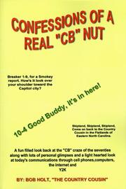 Cover of: Confessions of a Real CB Nut