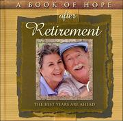 Cover of: A Book of Hope after Retirement