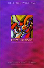 Cover of: Daybreakers