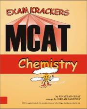 Cover of: Examkrackers MCAT Chemistry (Examkrackers) | Jonathan Orsay