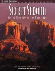 Cover of: Secret Sedona