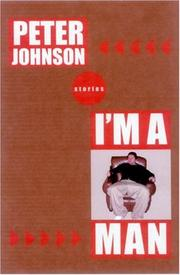 Cover of: I'm a man