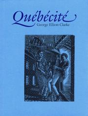 Cover of: Quebecite