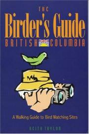 Cover of: The Birder