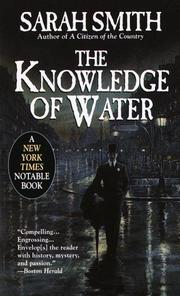 Cover of: The knowledge of water