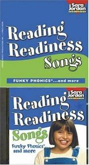 Cover of: Reading Readiness Songs