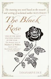 Cover of: The Black Rose | Tananarive Due