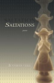 Cover of: Saltations | Jennifer Still