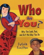 Cover of: Who Are You?