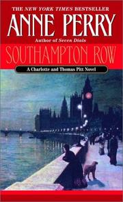 Cover of: Southampton Row