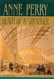 Cover of: Death of a stranger