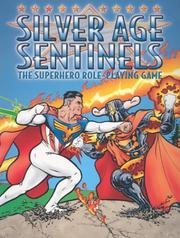 Cover of: Silver Age Sentinels Game Master