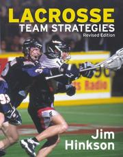 Cover of: Lacrosse Team Strategies
