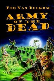 Cover of: Army of the Dead