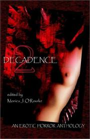 Cover of: Decadence 2